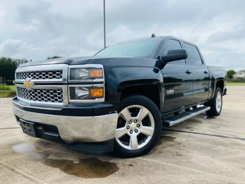 2014 Chevrolet Silverado 1500 for sale at AUTO DIRECT Bellaire in Houston TX