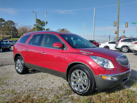 2012 Buick Enclave for sale at Wholesale Auto Inc in Athens TN