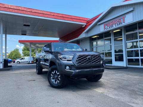 2021 Toyota Tacoma for sale at Furrst Class Cars LLC in Charlotte NC