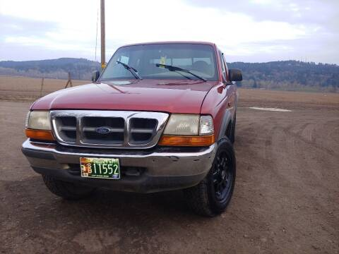 1998 Ford Ranger for sale at M AND S CAR SALES LLC in Independence OR