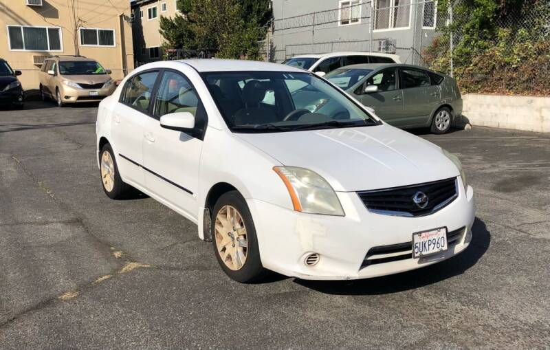 2010 Nissan Sentra for sale at Eden Motor Group in Los Angeles CA