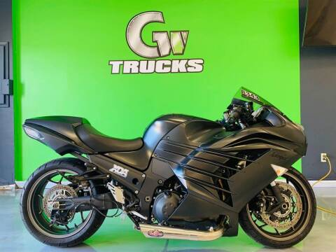 2016 Kawasaki Ninja ZX14r for sale at GW Trucks in Jacksonville FL