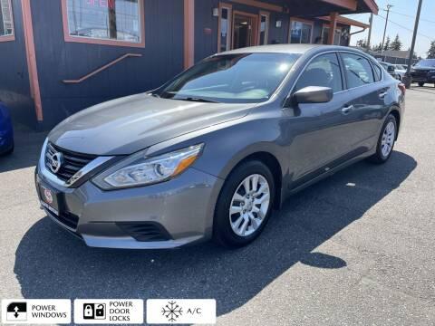 2017 Nissan Altima for sale at Sabeti Motors in Tacoma WA