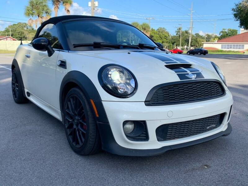 2013 MINI Roadster for sale at Consumer Auto Credit in Tampa FL