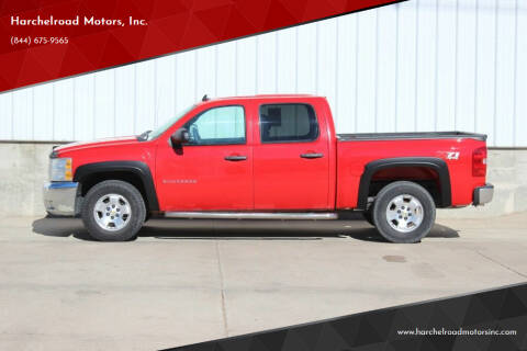 2012 Chevrolet Silverado 1500 for sale at Harchelroad Motors, Inc. in Imperial NE