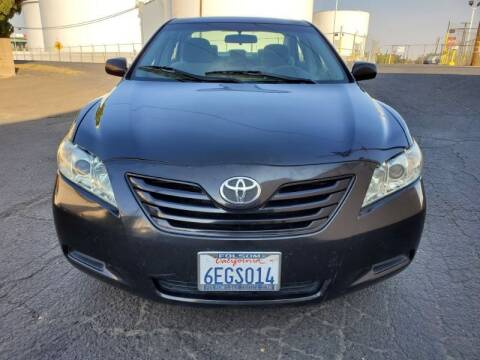 2009 Toyota Camry for sale at Regal Autos Inc in West Sacramento CA