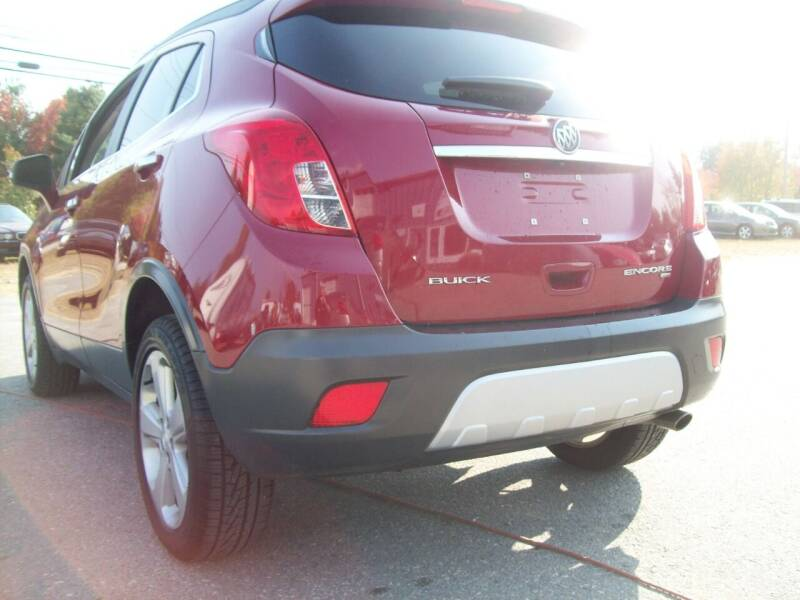 2016 Buick Encore AWD 4dr Crossover - Milford NH