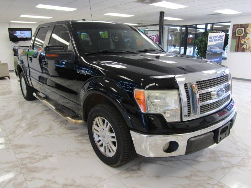 2009 Ford F-150 for sale at Dealer One Auto Credit in Oklahoma City OK