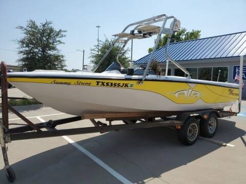 2000 Correct Craft AIR NAUTIQUE for sale at Kell Auto Sales, Inc in Wichita Falls TX