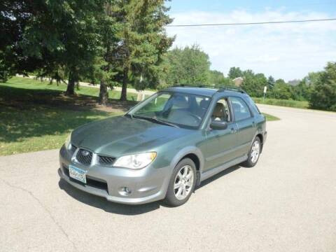 2007 Subaru Impreza for sale at HUDSON AUTO MART LLC in Hudson WI