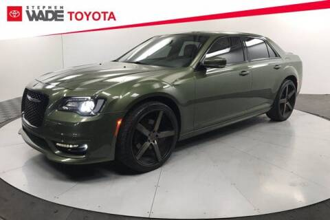 2018 Chrysler 300 for sale at Stephen Wade Pre-Owned Supercenter in Saint George UT