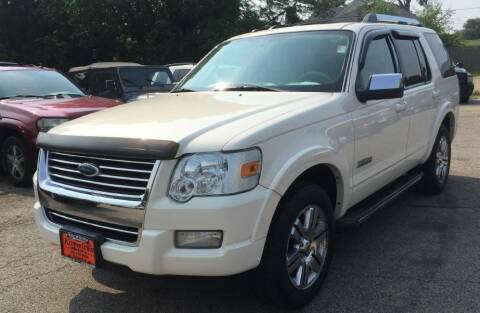 2008 Ford Explorer for sale at Knowlton Motors, Inc. in Freeport IL