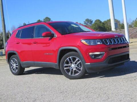 2019 Jeep Compass for sale at HAYES CHEVROLET Buick GMC Cadillac Inc in Alto GA