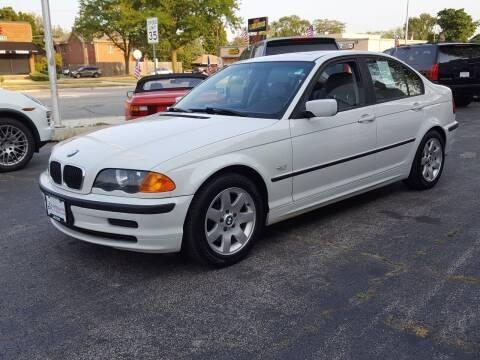 2001 BMW 3 Series for sale at AUTOSAVIN in Elmhurst IL