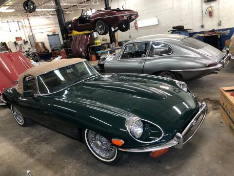 1969 Jaguar E-Type for sale at Prestigious Euro Cars in Fort Lauderdale FL
