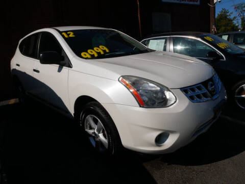 2012 Nissan Rogue for sale at MICHAEL ANTHONY AUTO SALES in Plainfield NJ