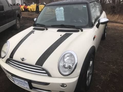 2005 MINI Cooper for sale at BARNES AUTO SALES in Mandan ND