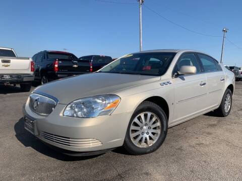 2007 Buick Lucerne for sale at Superior Auto Mall of Chenoa in Chenoa IL