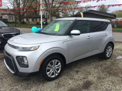 2020 Kia Soul for sale at Antique Motors in Plymouth IN