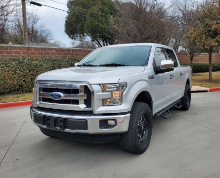 2015 Ford F-150 for sale at International Auto Sales in Garland TX