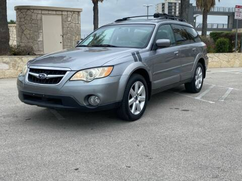 2008 Subaru Outback for sale at Motorcars Group Management - Bud Johnson Motor Co in San Antonio TX