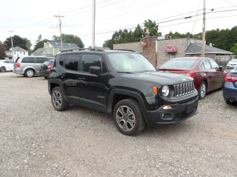 2016 Jeep Renegade for sale at VITALIYS AUTO SALES in Chicopee MA