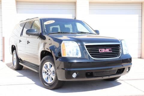 2012 GMC Yukon XL for sale at MG Motors in Tucson AZ