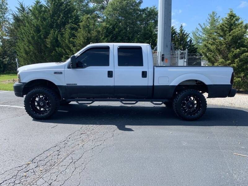 2000 Ford F-350 Super Duty for sale at MEEK MOTORS in North Chesterfield VA
