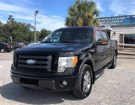 2009 Ford F-150 for sale at Emerald Coast Auto Group LLC in Pensacola FL