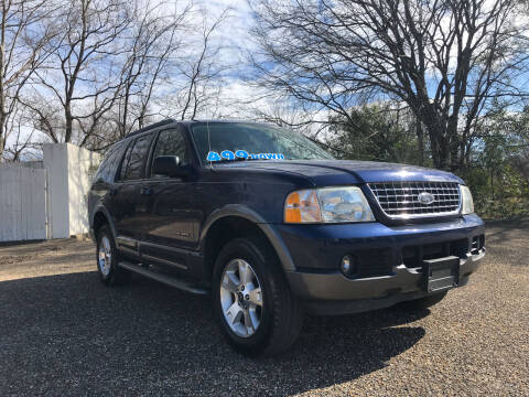 2005 Ford Explorer for sale at DRIVE ZONE AUTOS in Montgomery AL