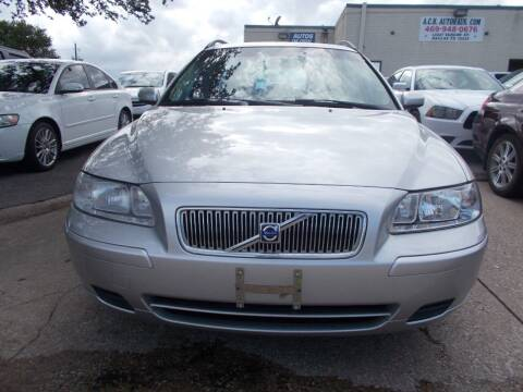 2005 Volvo V70 for sale at ACH AutoHaus in Dallas TX