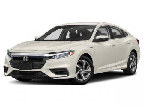 2019 Honda Insight for sale at DAVID McDAVID HONDA OF IRVING in Irving TX
