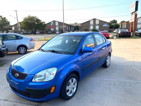 2006 Kia Rio for sale at Car Gallery in Oklahoma City OK