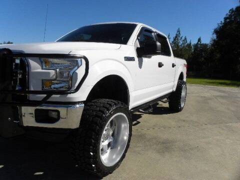 2008 Ford F-350 Super Duty for sale at VANN'S AUTO MART in Jesup GA
