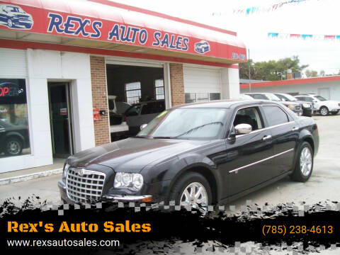 2009 Chrysler 300 for sale at Rex's Auto Sales in Junction City KS