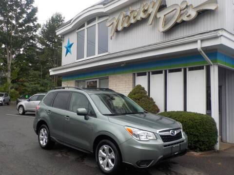 2015 Subaru Forester for sale at Nicky D's in Easthampton MA