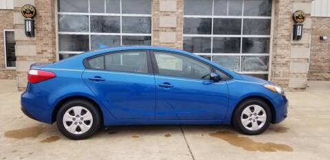 2015 Kia Forte for sale at Hampshire Motor Sales Inc. in Hampshire IL