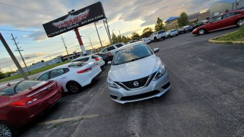 2016 Nissan Sentra for sale at Washington Auto Group in Waukegan IL