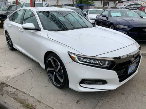 2019 Honda Accord for sale at LIBERTY AUTOLAND INC - LIBERTY AUTOLAND II INC in Queens Villiage NY