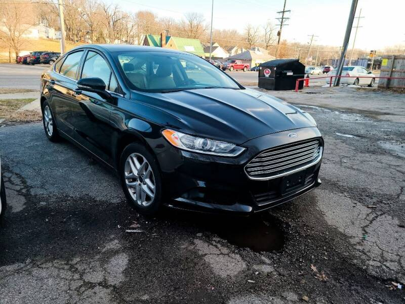 2014 Ford Fusion for sale at SMD Auto Sales in Kansas City MO