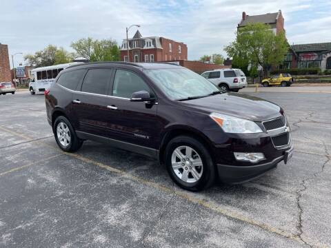 2009 Chevrolet Traverse for sale at DC Auto Sales Inc in Saint Louis MO