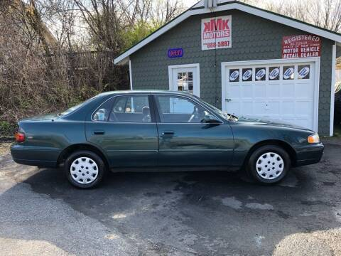 1996 Toyota Camry for sale at KMK Motors in Latham NY