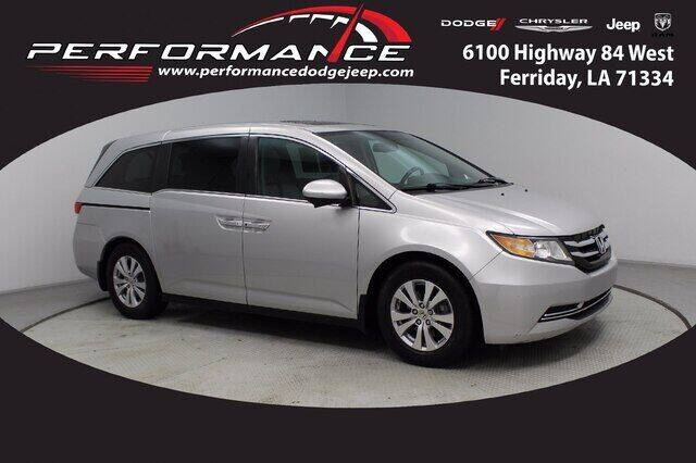 2015 Honda Odyssey for sale at Performance Dodge Chrysler Jeep in Ferriday LA
