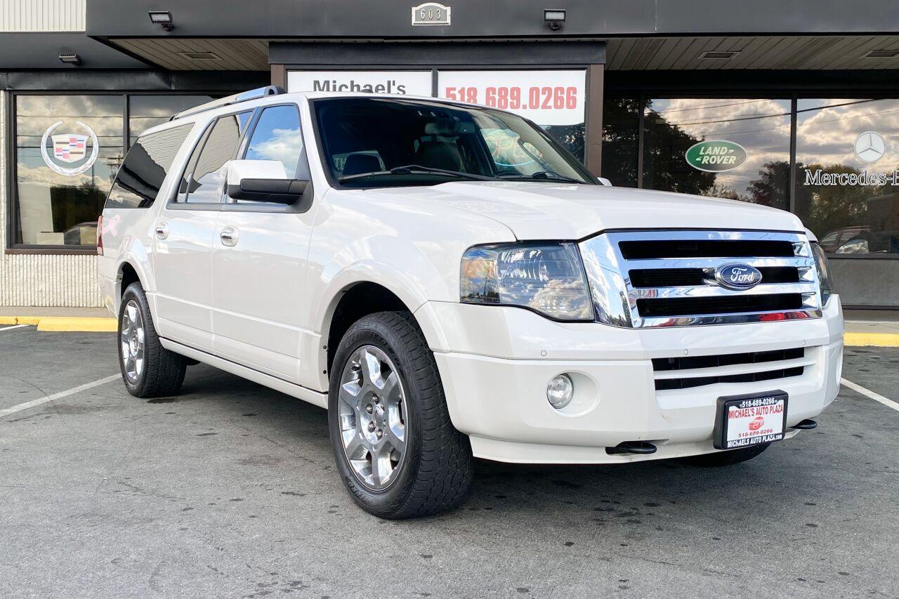2013 Ford Expedition EL Limited 4x4 4dr Suv