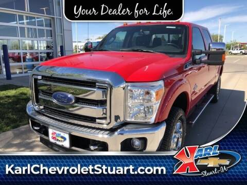 2015 Ford F-250 Super Duty for sale at Karl Pre-Owned in Glidden IA