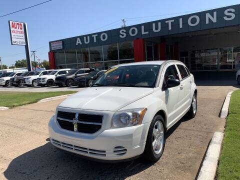 2009 Dodge Caliber for sale at Auto Solutions in Warr Acres OK