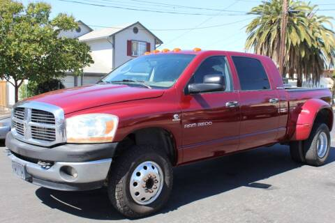 2006 Dodge Ram Pickup 3500 for sale at CA Lease Returns in Livermore CA