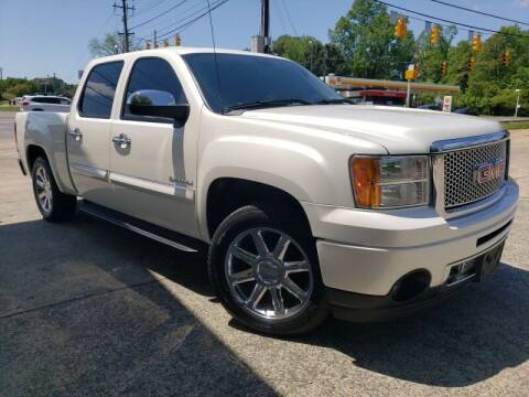 2013 GMC Sierra 1500 for sale at McAdenville Motors in Gastonia NC