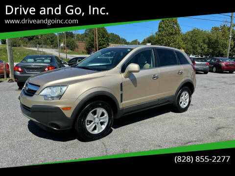 2008 Saturn Vue for sale at Drive and Go, Inc. in Hickory NC
