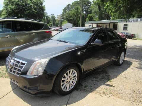 2012 Cadillac CTS for sale at Dallas Auto Mart in Dallas GA